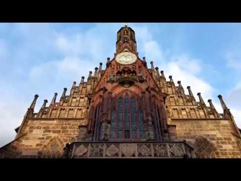 Germany, Nuremberg, one of the most beautiful old towns in the world