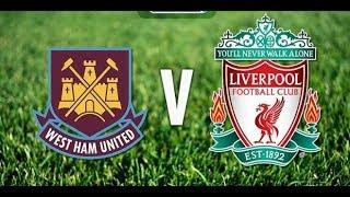 West Ham X Liverpool Campeonato Ingles Ao Vivo