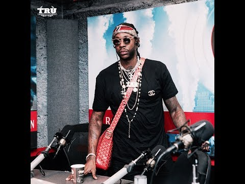 2 Chainz Responds to People saying he is wearing a Purse 'NAH.. This a Messenger Bag for RACKS'