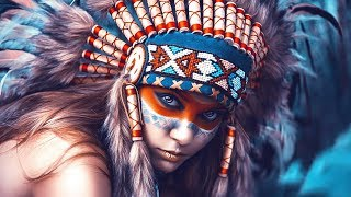 Native American Spiritual Music. Shamanic Flute Music for Stress Relief, Healing Therapy