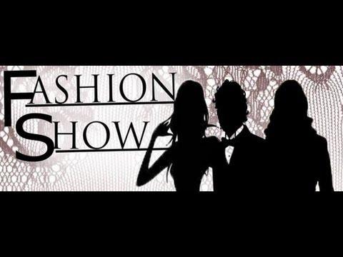 NCS Summer 2013 Charity Shop Fashion Show