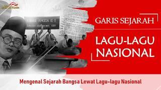 """GARIS SEJARAH LAGU-LAGU NASIONAL: #1 Lagu """"Dari Barat Sampai ke Timur"""" 1926"""