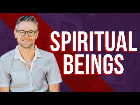 Kinds of Spiritual Beings: With Dr. Tim Mackie