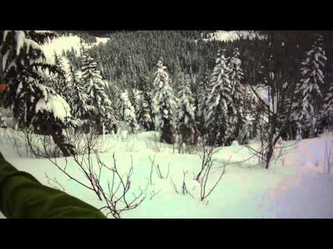 Mirror Lake Backcountry 2010 pt1