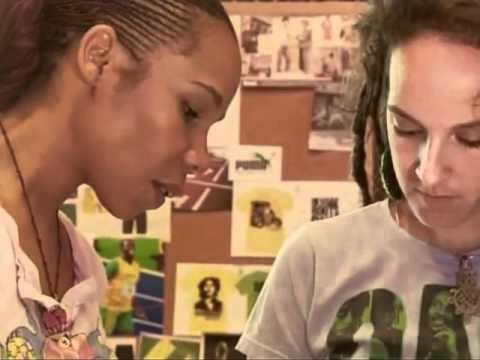 Cedella Marley Kits Out Jamaica.