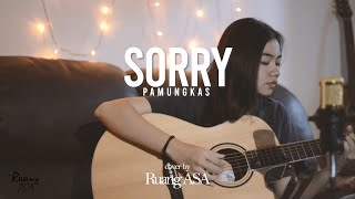 Sorry - Pamungkas (One Take) cover by Amel Ruang Asa