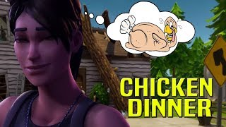 Fortnite Battle Royale - Winner Winner Chicken Dinner