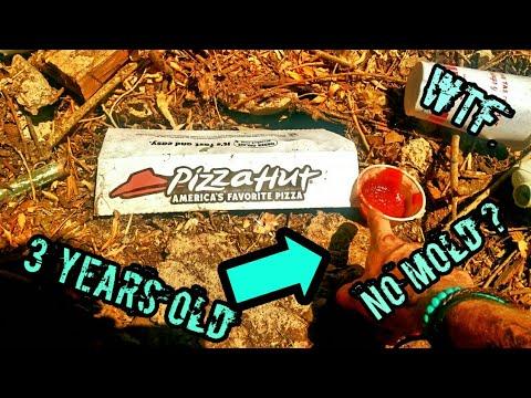 DISGUSTING - 3 Year OLD PIZZA HUT Marinara Sauce Has NO MOLD Smells GOOD