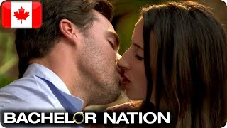 Sachelle Wins 1-on-1 Time And A Kiss With Tim   The Bachelor CA