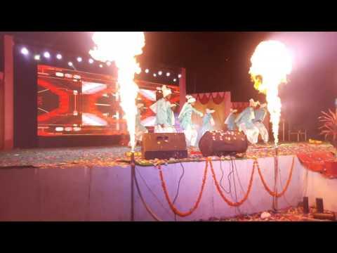 Gajanana/Malhari dance by bappan group kirandul