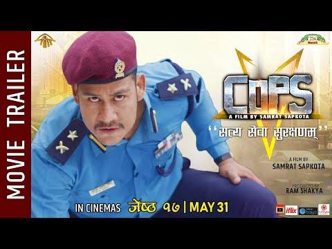 Nepali Movie COPS Official Trailer || Anoop Bikram Shahi, Sandipa Limbu, Amit Giri
