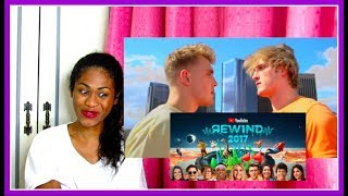 YouTube Rewind: The Shape of 2017   #YouTubeRewind   Reaction