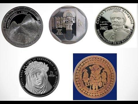 Monedas de Colección del Perú - Pronto Sorteo
