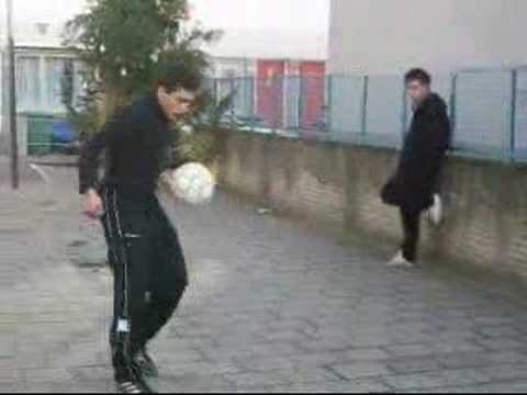 Amazing street soccer skills must see this video