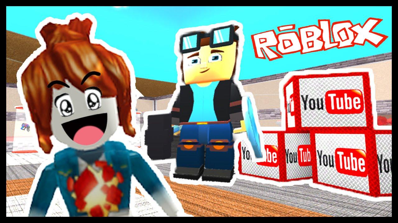 I Met Dantdm Roblox Youtube Factory Tycoon - dantdm roblox pokemon tycoon
