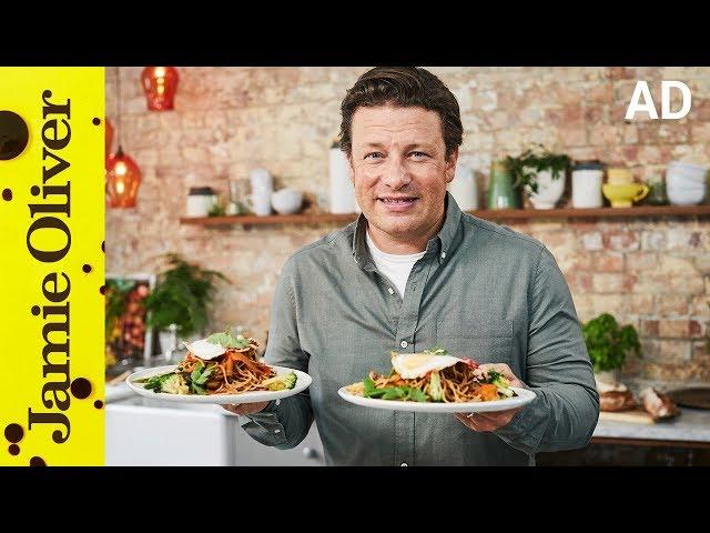 Veggie Noodle Stir Fry Jamie Oliver Uk Ad Youtube
