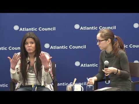 Ruslana Lyzhychko: The Voice of a Revolution