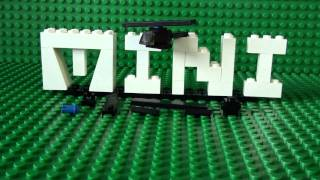 Mini Series #1.1: How To Build A Mini Lego Helicopter