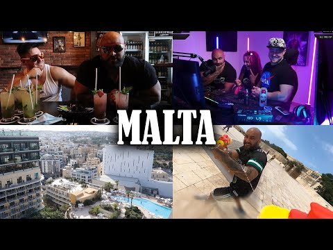 Malta experience | Jugipelaa | Water fight |  Around the Globe 1 - Pilot