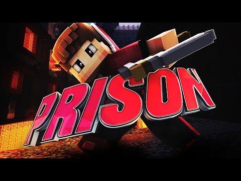 Minecraft! Prison Jailbreak#10 I Got A Cell! [MCPE PRISON SERVER 1.2+]