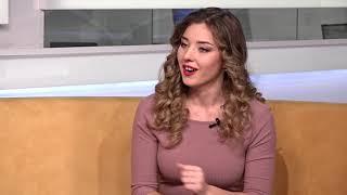 Закулисье Мисс Олимпия. Анна Мирон – в студии XSPORT.