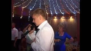 Жених читает реп невесте, красава!))