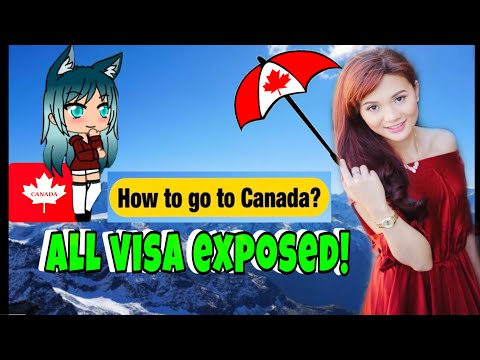 HOW TO GO TO CANADA In 2020? ALL KINDS OF VISA EXPOSED ♥͜♥ ✌+ HELPFUL TIPS •••PART 1