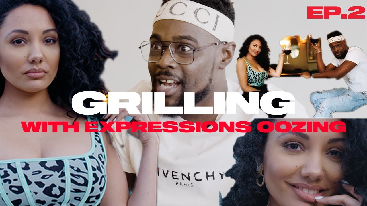 Download TELL ME HOW MANY GIRLS YOU'VE SLEPT WITH?! | Grilling S.1 Ep.2 with Expressions Oozing