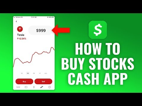 How to Buy Stocks with Cash App