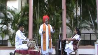 Download Charudatta Aaphale-Kirtan-Part 4-With Sanjay Karandikar on Tabla & Reshim Markale on Organ MP3 song and Music Video