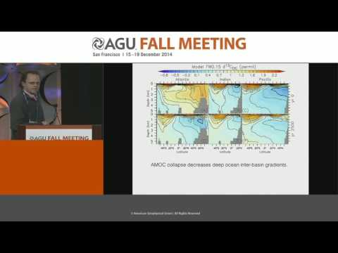 Carbon isotopes support Atlantic Meridional Overturning Circulation decline as a trigger for...
