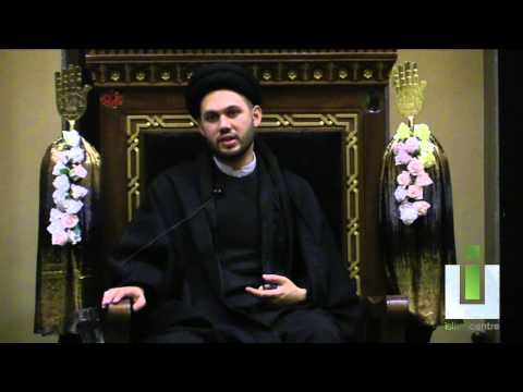 A Return to the Origin - 1st Night Muharram 1435 - English - Sayed Ali Abbas Razawi