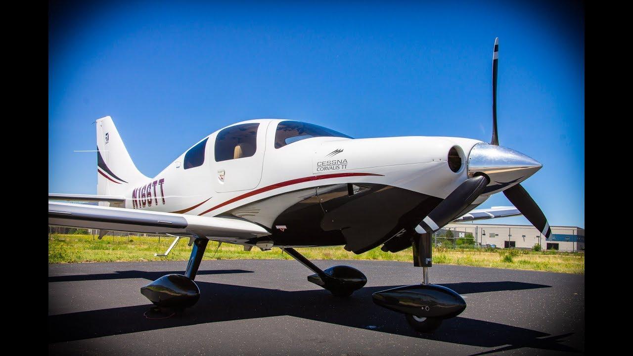 N166TT Cessna 400 Corvalis TT For Sale - YouTube