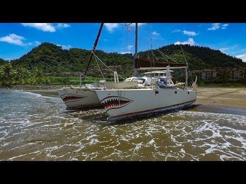Plywood Catamaran Problems. What Work You can expect! | EP48