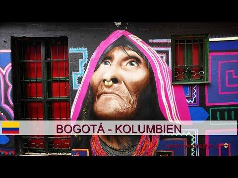 Bogotá – Die Sehenswürdigkeiten der Hauptstadt von Kolumbien