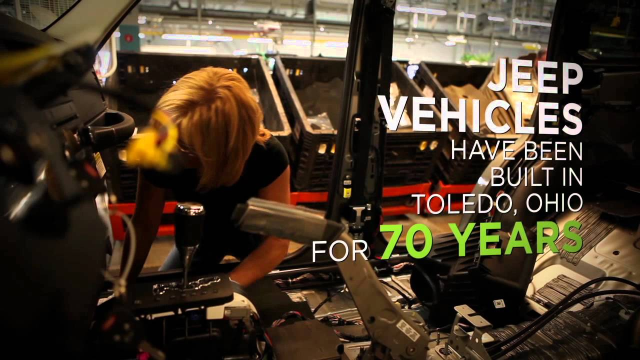 pam bialecki production operator chrysler group toledo north assembly complex toledo oh - Production Operator