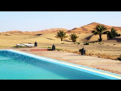 Merzouga Morocco - Sahara Desert Tour - Camel Trekking