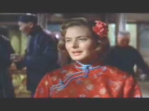 Inn Of The Sixth Happiness (1953) -  Curt Jurgens, Ingrid Bergman
