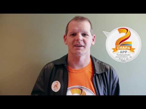 APP - Independente, Democrática, de Base e de Luta - CHAPA 2 - Prof. Nelson