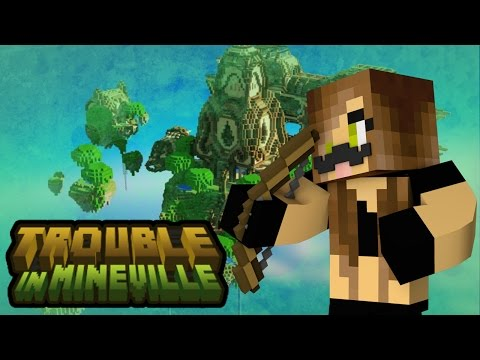Minecraft: Trouble in Mineville- THE DETECTIVE IS A TRAITOR?!