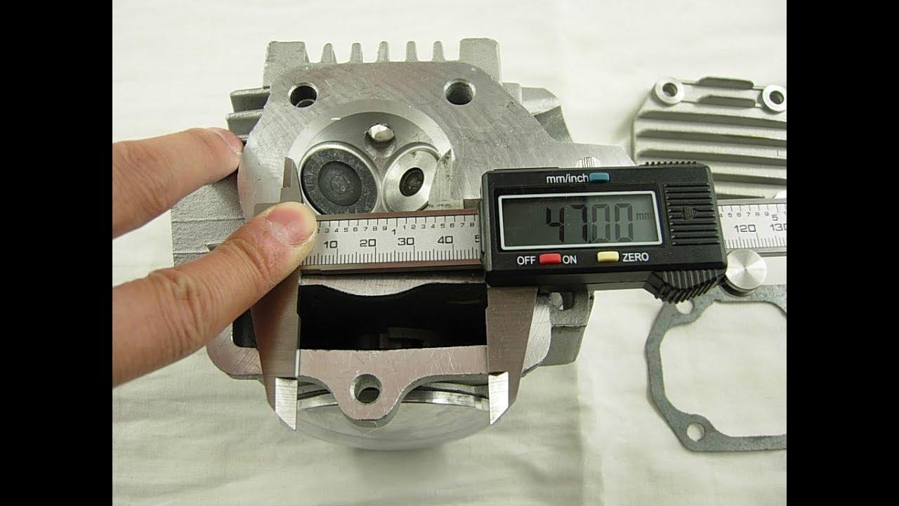 cd 70 cylinder head repair