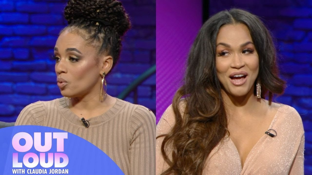 Beyond The Ballers & Bottles, Is Life As A Video Vixen Really Lit? -Out Loud With Claudia Jordan