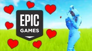 EPIC GAMES, DZIĘKUJĘ!