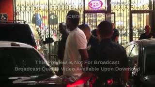 Nipsey Hussle Arrested During a Store Raid in Los Angeles