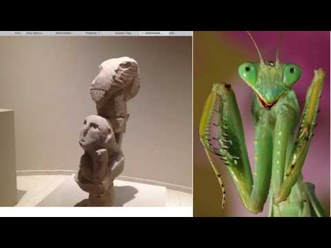 12,000 Year Old Mantis Statue Holding Human Child Discovered, Oldest Temple in World, Gobekli Tepe