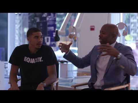 JBL Draft VIP Lounge: Jayson Tatum and Kenny Smith