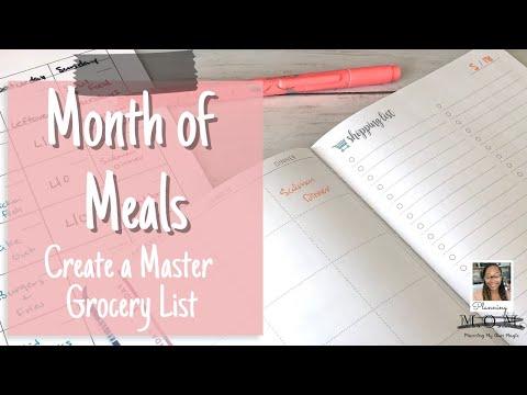 meal-planning-|-master-grocery-list-|-bulk-shopping