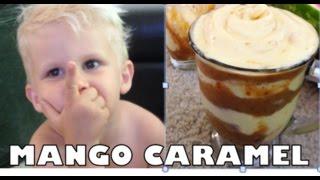 Mango Caramel Smoothie