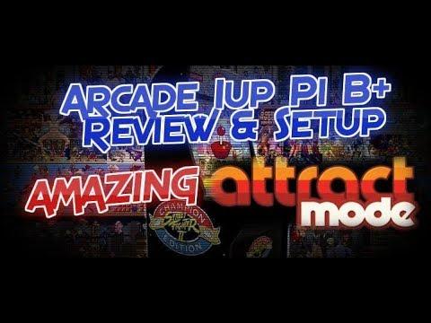 Arcade 1UP Retropie Awesome Image Instructions & Links