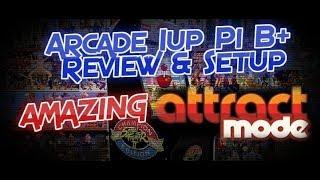 Arcade 1UP Retropie Awesome Image Instructions & Links Arcade 1up Mod